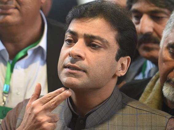 FIA grills Hamza Shehbaz in money laundering case