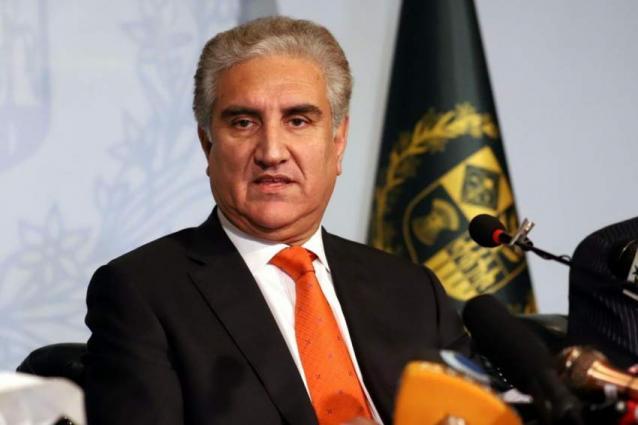 FM Shah Mahmood Qureshi, Iran's special envoy discuss Afghan peace process