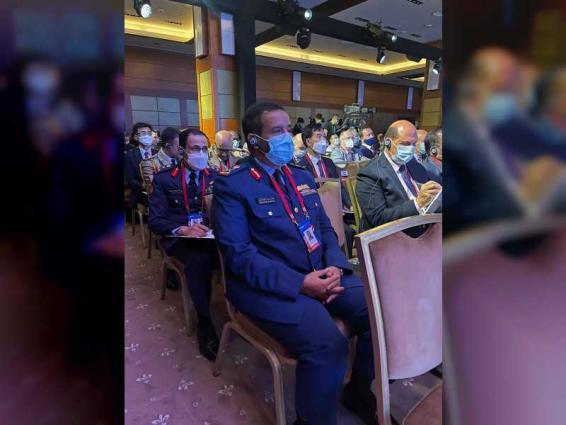 الإمارات تشارك في مؤتمر موسكو للأمن الدولي