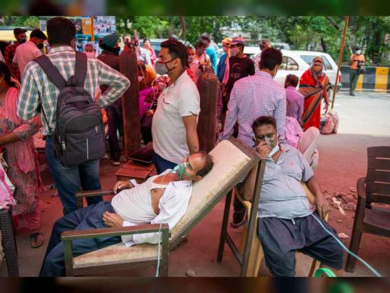 India reports 51,667 new COVID-19 cases in past 24 hours