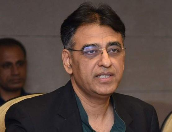 Asad Umar warns of 4th wave of COVID-19 in the country