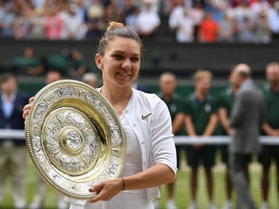 Defending champion Halep withdraws from Wimbledon