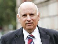 Governor Punjab inaugurates 'Palestine Society' in GCU