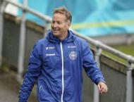 Hjulmand says fearless Danes inspired by Cruyff philosophy