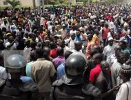 Thousands in Burkina Faso protest rising bloodshed