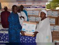 Over 750,000 meals distributed in Tanzania, Kenya, Senegal as par ..