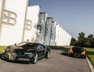 Croatia's Rimac takes majority stake in Bugatti