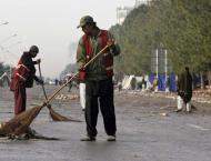 Cleanliness campaign continues to create healthy atmosphere in ci ..