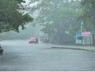 City receives  40 millimeters of rainfall :Met office