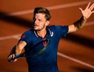Belgium's David Goffin joins Tokyo tennis withdrawals