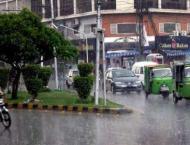 Rain forecast for city Lahore