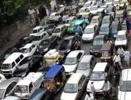 CTP devise plan to maintain traffic flow en route to sacrificial  ..