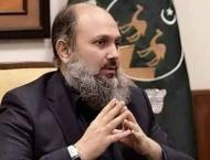 2500 km roads completed in province: CM Balochistan