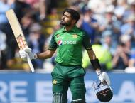 Pakistan captain Azam stars with 158 against England in 3rd ODI
