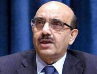 AJK President calls for waging lawfare against India's lawlessnes ..