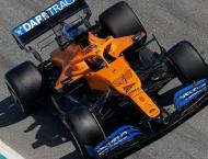 Three Covid cases at McLaren, including CEO Brown
