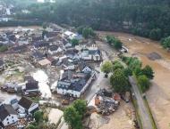 German Police Report Looting in Flooded Areas
