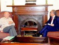 Indonesian ambassador calls on Governor Punjab