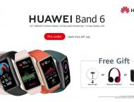 Gear Up for the Hottest Smart Wear This Season – The HUAWEI BAN ..