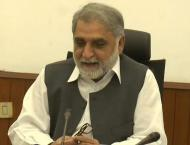 Minister inaugurates E-procurement system of Irrigation dept