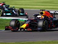 Verstappen wins first sprint race to claim British Grand Prix pol ..