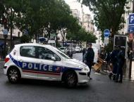 Lyon Police Arrest 9 Protesters at Rally Against COVID-19 Green P ..