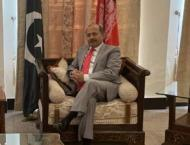 Pakistan's envoy to Afghanistan arrives in Islamabad