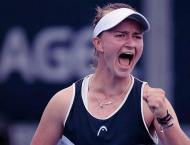 Krejcikova closes in on WTA top 10 after win in Prague