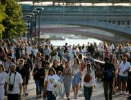 'Freedom day' in England despite warnings as virus surges worldwi ..