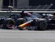 Crash adds edge to escalating Hamilton-Verstappen rivalry