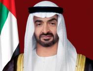 Mohamed bin Zayed performs Eid Al Adha prayer at Sheikh Zayed Mos ..