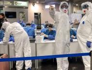 Russia's COVID-19 Case Total Tops 6Mln - Response Center