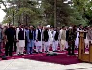Rocket attack on Afghan capital as president performs Eid prayers ..