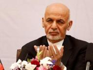 Ghani Says Taliban Have 'No Will for Peace' in Afghanistan