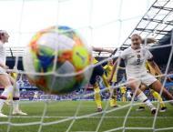 US eye revenge as familiar foes kick off women's Olympic football ..