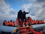 Migrant, Refugee Vessel Interceptions Off Libyan Coast Triple in  ..