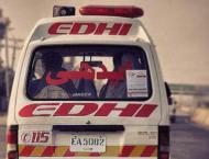Minor kid crushed to death by speeding van