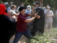 Supporters of Tunisian President Clash With Opponents Near Parlia ..