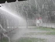 Rain-wind thundershower likely in upper, central parts  during we ..