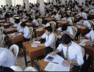 BISE starts HSC annual exams under corona SoPs