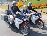 1173 motorcyclists fined, 128 bikes impounded for stunts during E ..