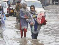 DC for arrangements to cope flood situation