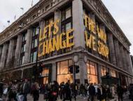 British department store Selfridges for sale: report
