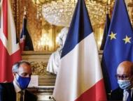 France, UK sign accord on fighting Channel terror threat