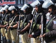 Security arrangements for Muharram in Sindh reviewed