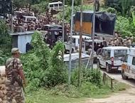 Six cops killed, over 50 injured in firing along Assam-Mizoram bo ..