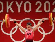Hsing-Chun Kuo From Chinese Taipei (Taiwan) Wins Weightlifting Go ..