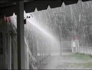 Rain with thunderstorm likely in KP in next 24 hours