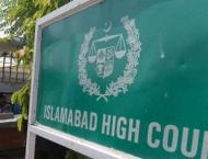 Islamabad High Court grants time to AGP for arguments in HEC chai ..