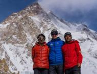 Sajid Sadpara makes 2nd K2 ascent, claims to secure his father's  ..